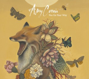 "Amy Correia ""You Go Your Way"" Album Cover"